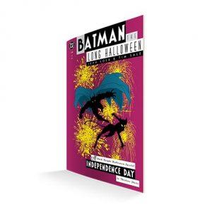 کمیک Batman Long Halloween #10